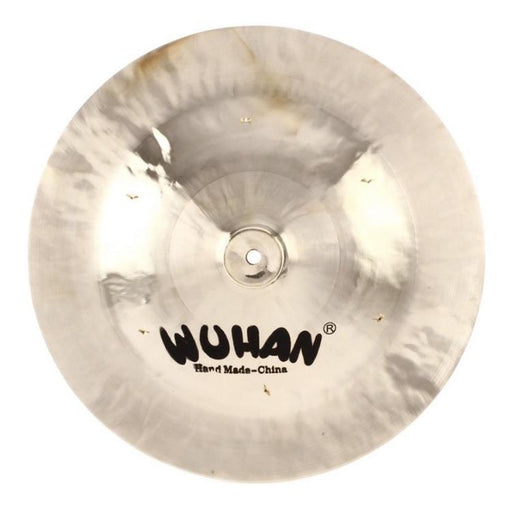 "WUHAN 18"" China Cymbal with Rivets - Drum Supply House"