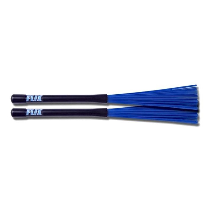 Jazz - Nylon Brushes - Dark Blue - Drum Supply House