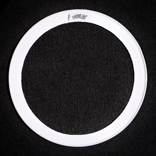 RootsEQ Tone Control Mute WHITE Ring - Drum Supply House