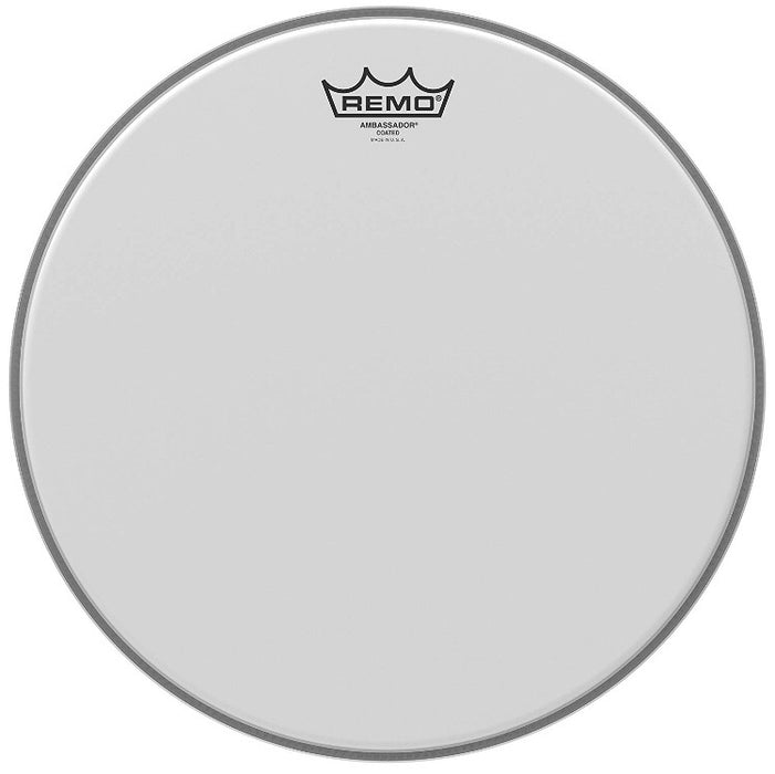 Logo Ambassador drumhead Coated - 14 Inch by Remo