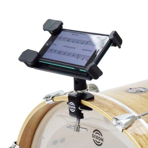Bass Drum Hoop Tablet Mount