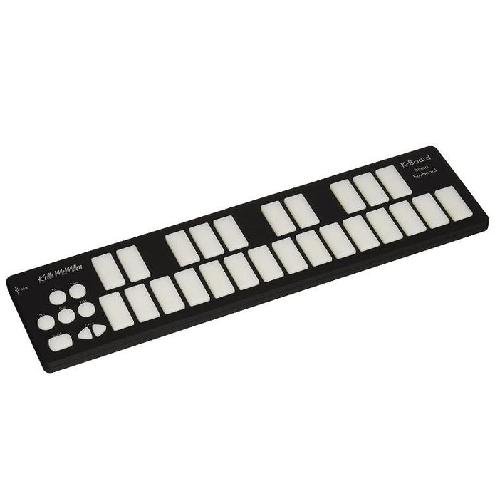 Keith McMillen Instruments K-Board Smart MIDI Keyboard - Drum Supply House