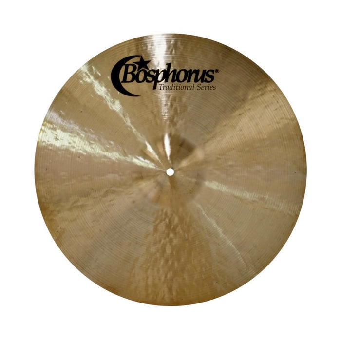 "BOSPHORUS Traditional Series 18"" Thin Crash"