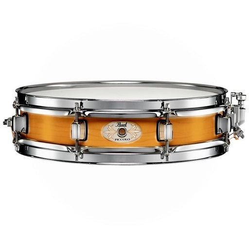 Pearl 3 x 13 Amber Maple Piccolo Snare Drum - Drum Supply House