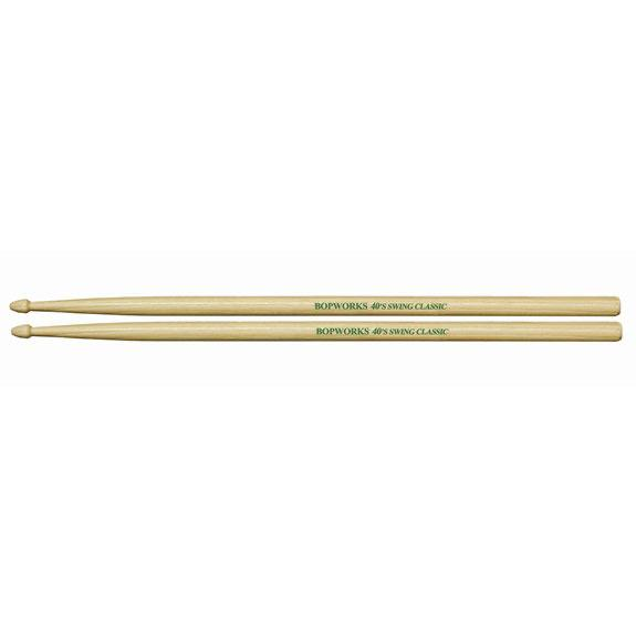 Bopworks 40's Swing Classic drum sticks - Drum Supply House