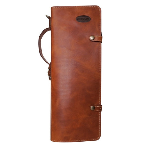 Drum Bag AHEAD Handmade Leather Stick Case - Drum Supply House