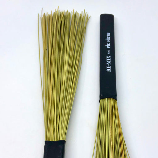 Vic Firth REMIX Brushes - African Grass RM2