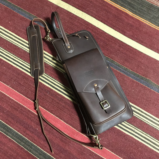 Drum Bag TACKLE leather stand-up Stick Bag - Drum Supply House