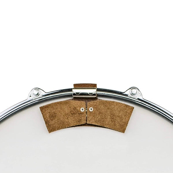 SNAREWEIGHT M80 BROWN Leather Drum Tone Control Dampener