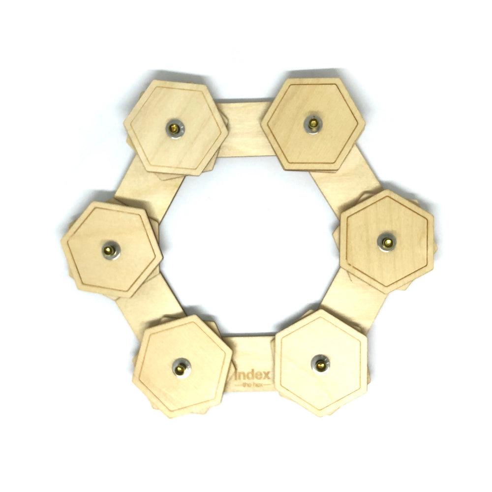 index Hex Rattle