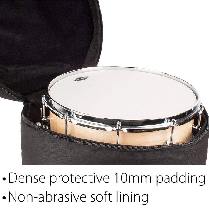 "ProTec 6.5 x 14"" Padded Snare Bag"