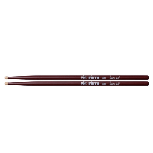 Vic Firth Drumsticks (SDW) Dave Weckl - Drum Supply House