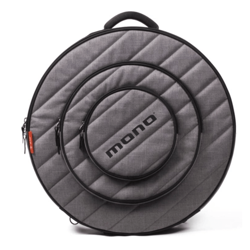 "MONO Cymbal Bag 22"" ASH GRAY - Drum Supply House"