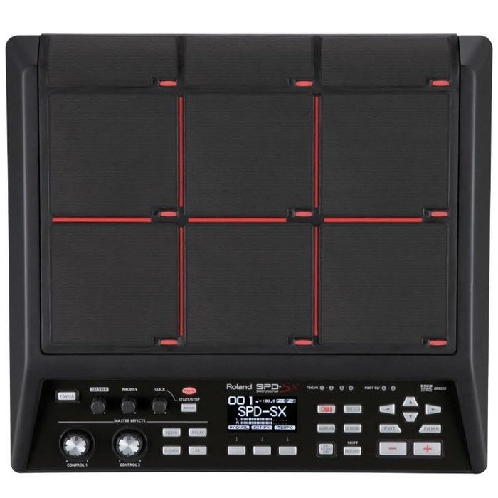 Roland SPD-SX Percussion Sampling Pad 4GB Memory + FREE STAND - Drum Supply House