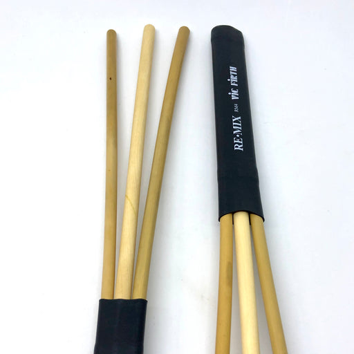Vic Firth REMIX Brushes - Rattan RM4