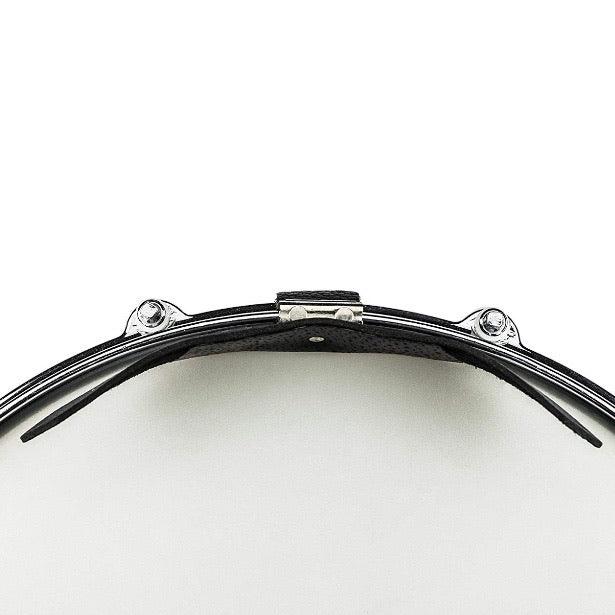 SNAREWEIGHT M80 BLACK Leather Drum Tone Control Dampener