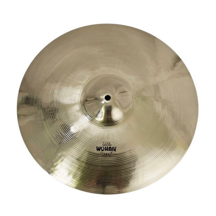 "WUHAN 19"" Thin Crash Cymbal"