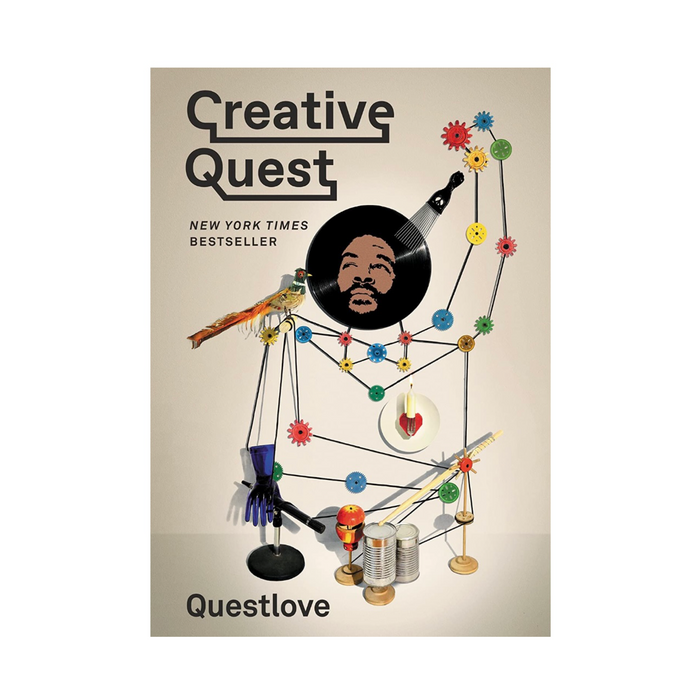 BOOK Questlove : Creative Quest