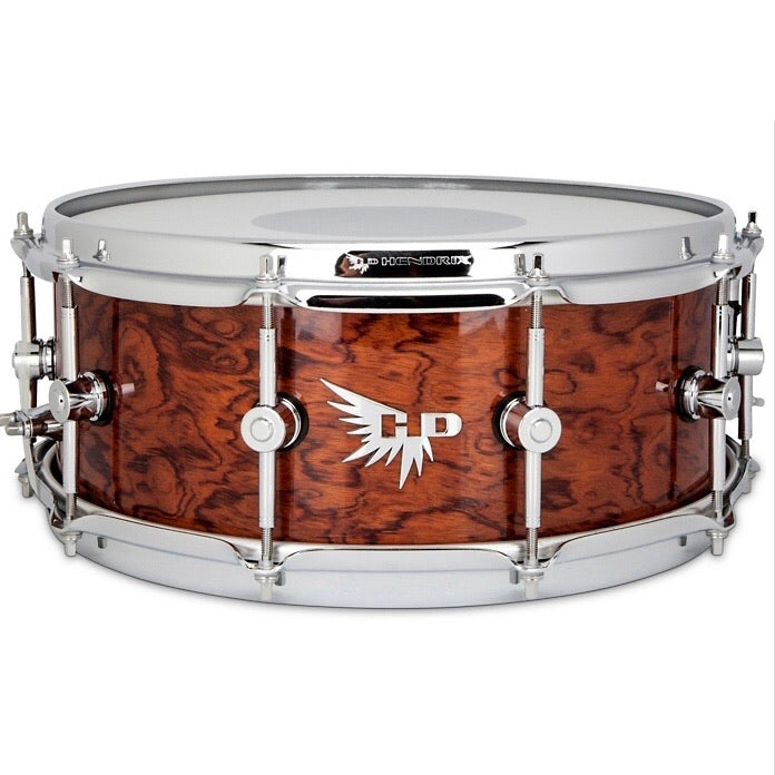 Hendrix Perfect Ply Bubinga Snare Drum 6.5x14