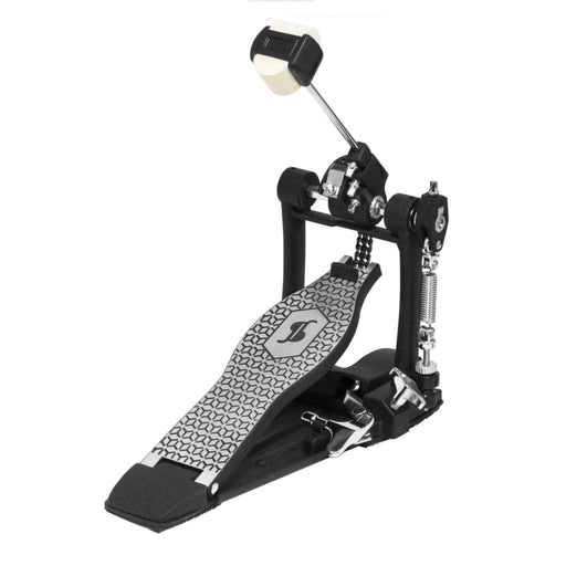 Stagg Single BASS DRUM PEDAL - DOUBLE CHAIN PP-52