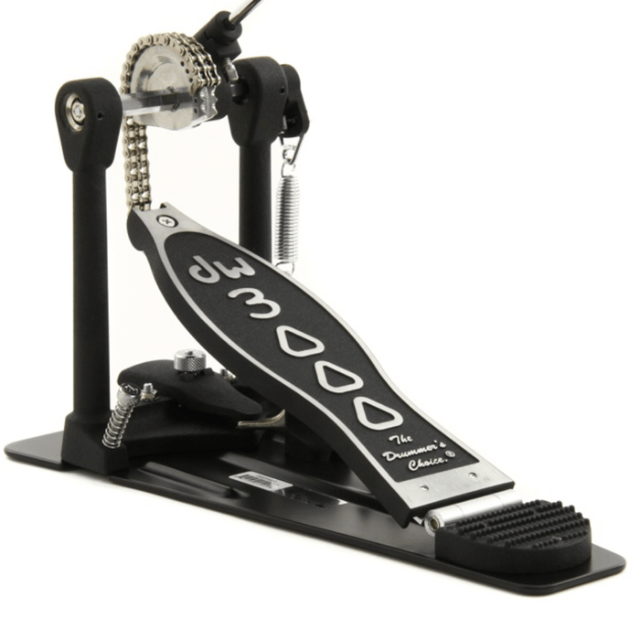 DW Drum Workshop 3000 Single Bass Drum Pedal - Drum Supply House
