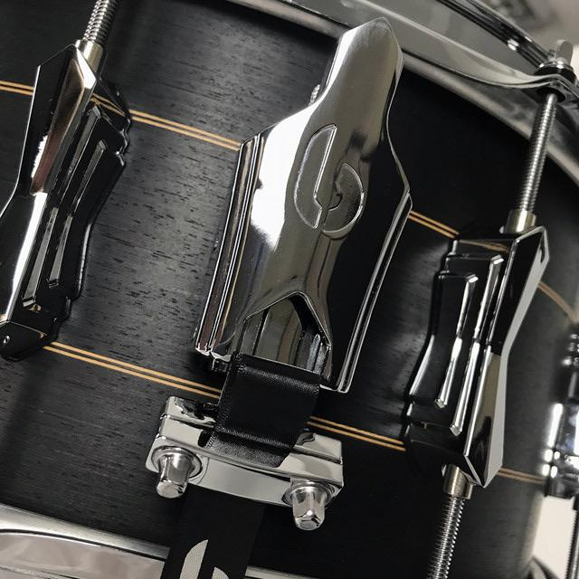 British Drum Co Merlin Snare Drum - Maple + Birch