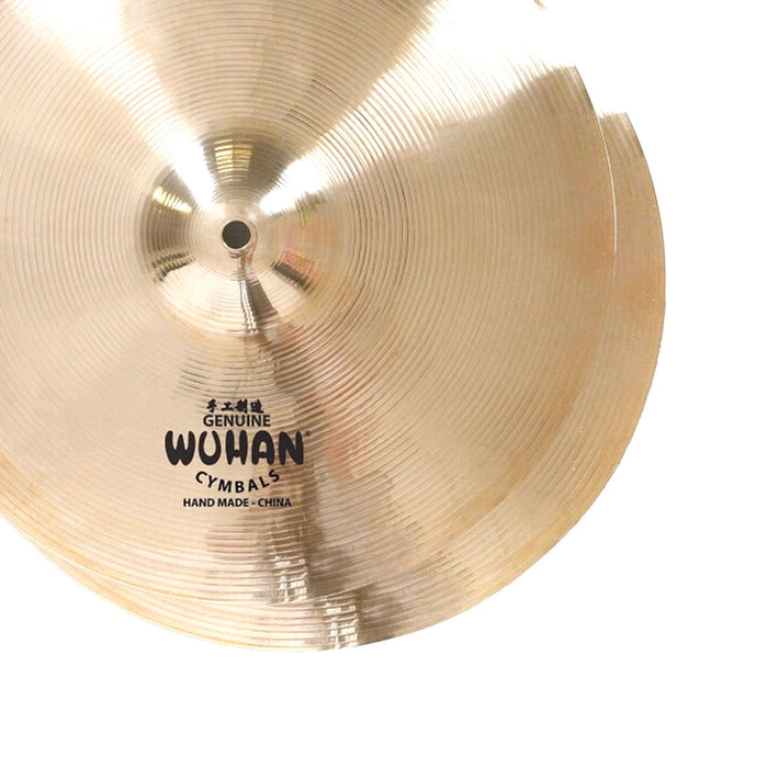 "WUHAN 10"" Hi-Hats Pair"