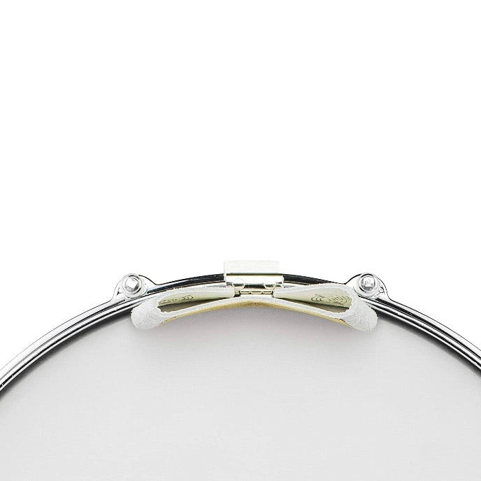 SNAREWEIGHT M80 WHITE Leather Drum Tone Control Dampener