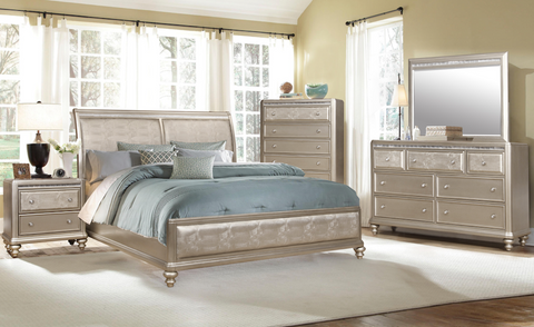 Elegant Mason Bedroom set