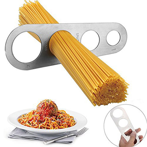 Stainless Steel Spaghetti Measuring Tool