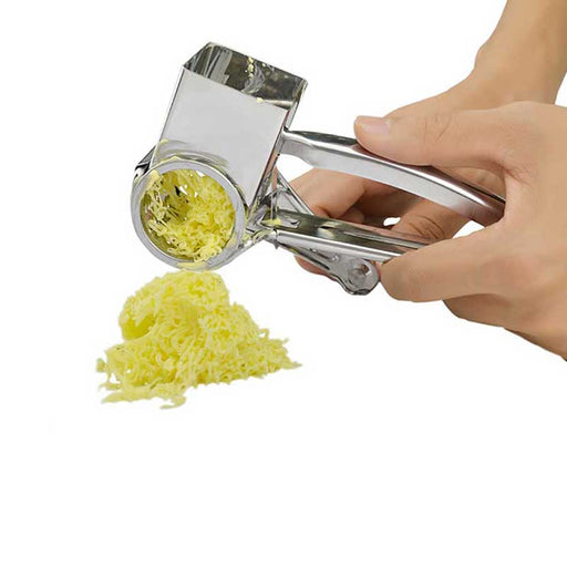 Stainless Steel Hand Rotary Cheese Grater