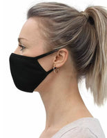 Face Mask (3-Pack) 2 Layers with Silverplus® Technology - We Care Tees