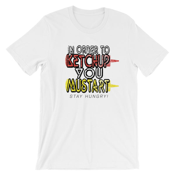 YOU MUSTART - We Care Tees