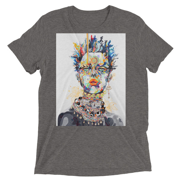 "Artists Collection ""Embody."" by Alexandria Couch /hand drawn mixed media Short-Sleeve Unisex T-Shirt"