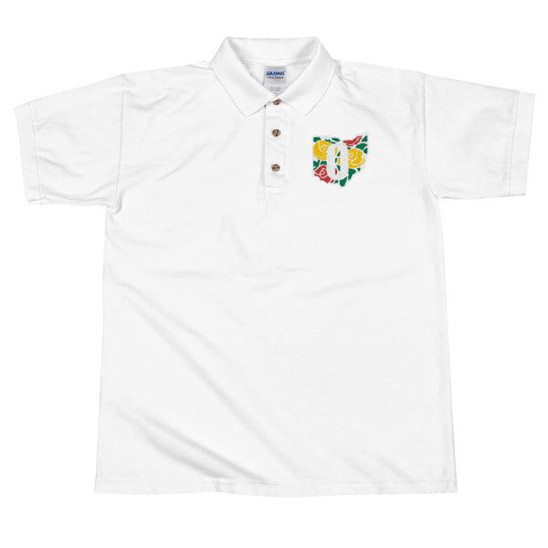 Beautiful Akron 2 Embroidered Polo Shirt - We Care Tees