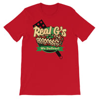 Real G's Short-Sleeve Unisex T-Shirt