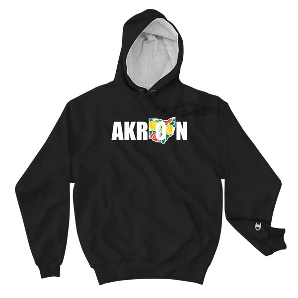 Beautiful Akron 2 Champion S171 Cotton Max Hoodie