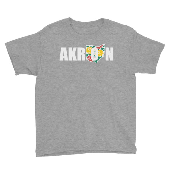 Beautiful Akron 2 Youth Short Sleeve T-Shirt