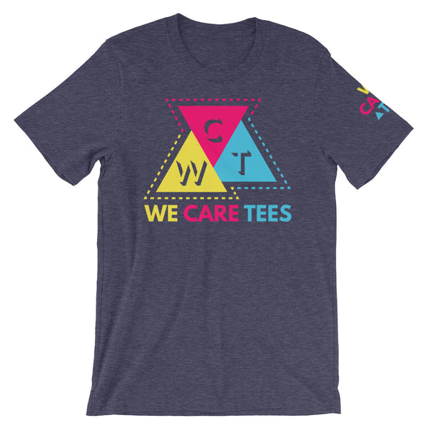 Official We Care Tees Short-Sleeve Unisex T-Shirt