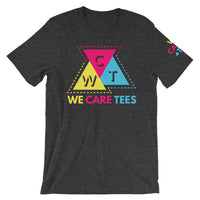 Official We Care Tees Short-Sleeve Unisex T-Shirt - We Care Tees