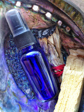 Crystal Infused Smudge Spray: Create Sacred Space Within and Around You