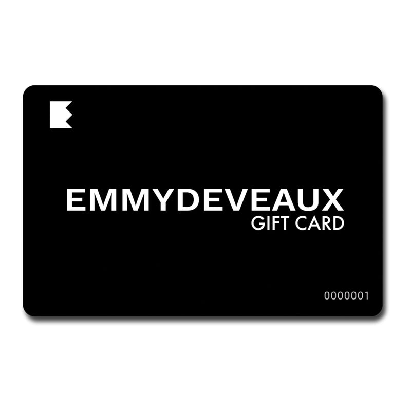 EMMYDEVEAUX Gift Card