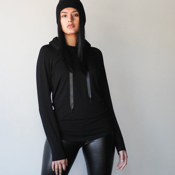 Double Layered Lounge Hoodie