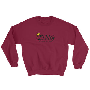 Signature Q'ing Clothing crewneck