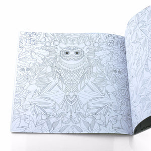 Free Magic Garden Coloring Book