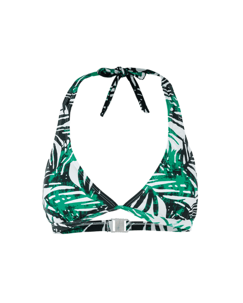 CRUZ Watchet - Womens Printed Bikini Top