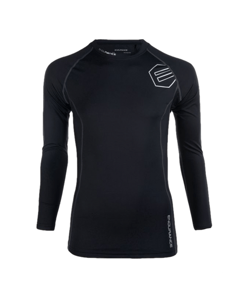 ENDURANCE Crosbyton - Mens Compression Tee (L/S)