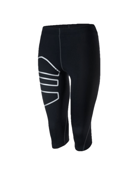 ENDURANCE Beloit - Womens 3/4 Compression Shorts