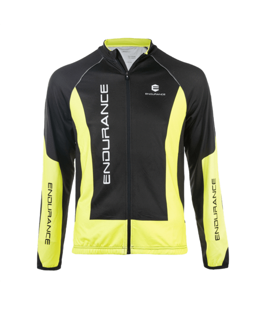 ENDURANCE CYCLING San Remo - Mens Cycling Midlayer (L/S)