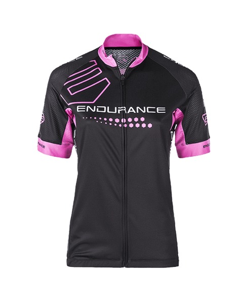 ENDURANCE CYCLING Aviles - Womens Cycling Shirt (S/S)